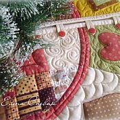 Подарки к праздникам ручной работы. Ярмарка Мастеров - ручная работа Юбка для елки. Handmade.