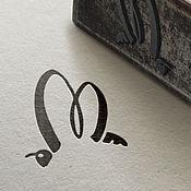 Визитки ручной работы. Ярмарка Мастеров - ручная работа Surova ceramics. Handmade.