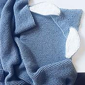 Для дома и интерьера ручной работы. Ярмарка Мастеров - ручная работа Плед с ушками. Handmade.