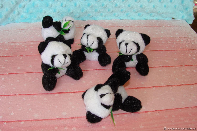 Мишка для куклы 6,5 см, Аксессуары для кукол и игрушек, Темрюк,  Фото №1
