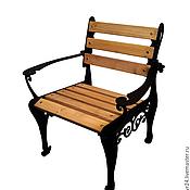 Для дома и интерьера handmade. Livemaster - original item Garden chair