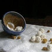 Посуда ручной работы. Ярмарка Мастеров - ручная работа Золотой песок Хюгге. Handmade.