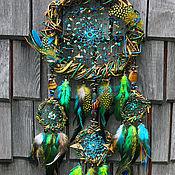 """Фен-шуй и эзотерика ручной работы. Ярмарка Мастеров - ручная работа Ловец снов """"Джуманджи"""". Handmade."""