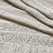 Для дома и интерьера handmade. Livemaster - original item Boiled linen bath towel