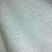 Ткани ручной работы. Ярмарка Мастеров - ручная работа Ткань трикотаж вязанный кашемир , молочный. Handmade.