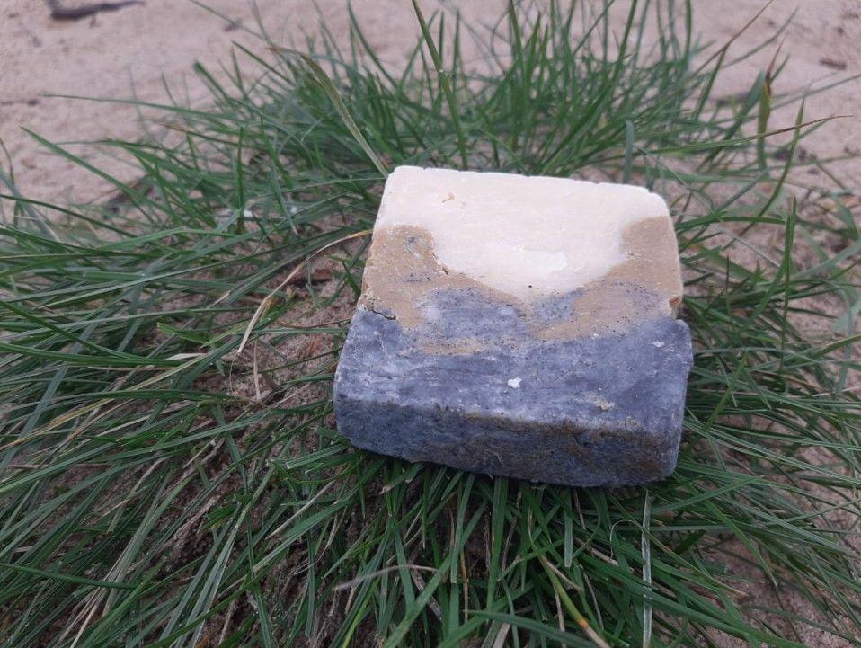 Мыло с нуля «Лечебные глины», Мыло, Соловки,  Фото №1