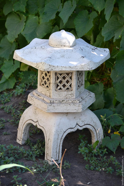Японский фонарь для сада своими руками фото 908