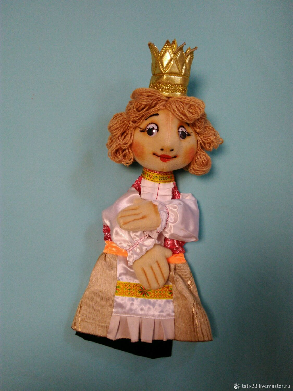 Princess. Glove puppet, Puppet show, Voronezh,  Фото №1