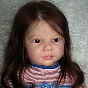 Куклы и игрушки ручной работы. Ярмарка Мастеров - ручная работа Камилла - реборн. Handmade.
