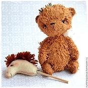 Куклы и игрушки ручной работы. Ярмарка Мастеров - ручная работа Малыш принц маленький мишка тедди. Handmade.