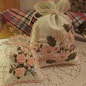 Для дома и интерьера handmade. Livemaster - original item Kit bags-sachet