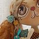 Коллекционные куклы ручной работы. Нежность зайка. Татьяна Силич (myown-sova). Ярмарка Мастеров. Кукла, текстильная кукла