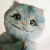 Куклы и игрушки ручной работы. Ярмарка Мастеров - ручная работа Чеширский кот. Handmade.