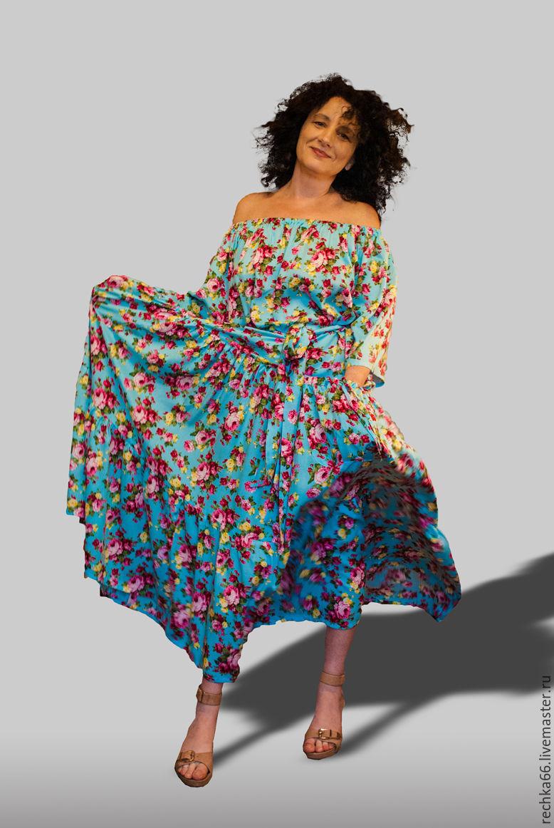 b7d4b94d1f1 Платья ручной работы. Ярмарка Мастеров - ручная работа. Купить СКИДКА 50%!  платье ...