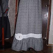 Одежда ручной работы. Ярмарка Мастеров - ручная работа Юбка длинная    1. Handmade.