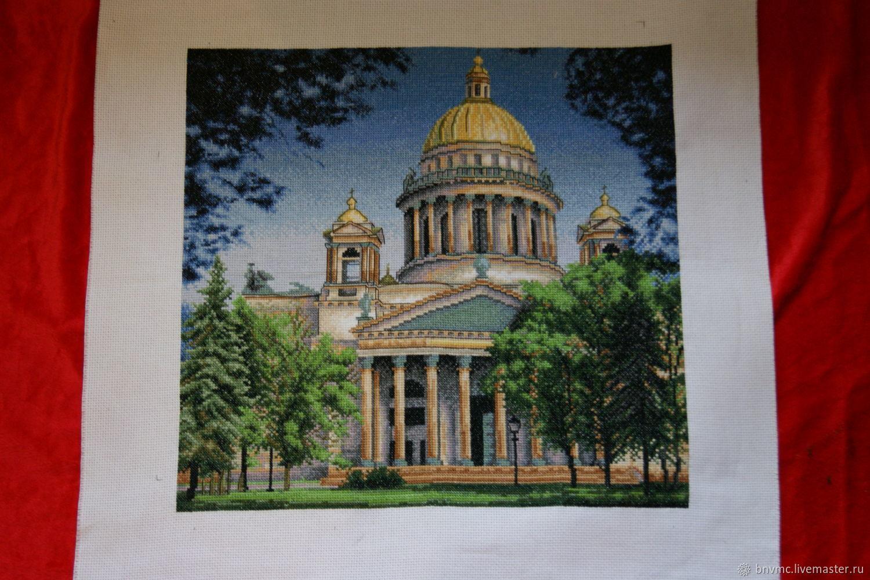 вышивка, Гобелен, Гаджиево,  Фото №1