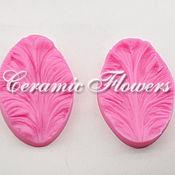 Материалы для творчества handmade. Livemaster - original item Silicone mold (Weiner) popovicheva Tulip,bilateral. Handmade.
