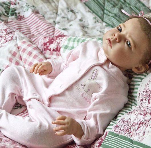 Куклы-младенцы и reborn ручной работы. Ярмарка Мастеров - ручная работа. Купить Кира. Sabrina by Reva Schick.. Handmade.