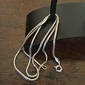 Украшения handmade. Livemaster - original item Silver chain snake. Snake Chain.. Handmade.