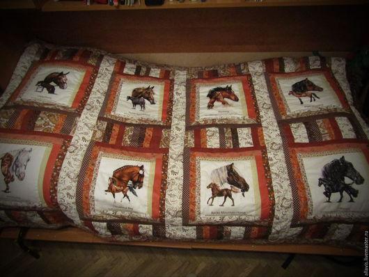 Текстиль, ковры ручной работы. Ярмарка Мастеров - ручная работа. Купить Лоскутное одеяло. Handmade. Лоскутное шитье, русский стиль