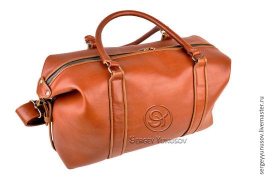 Мужские сумки ручной работы. Ярмарка Мастеров - ручная работа. Купить Сумка  Whiscola. Handmade. Рыжий, изящная сумка
