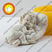 Материалы для творчества handmade. Livemaster - original item Silicone mold for soap