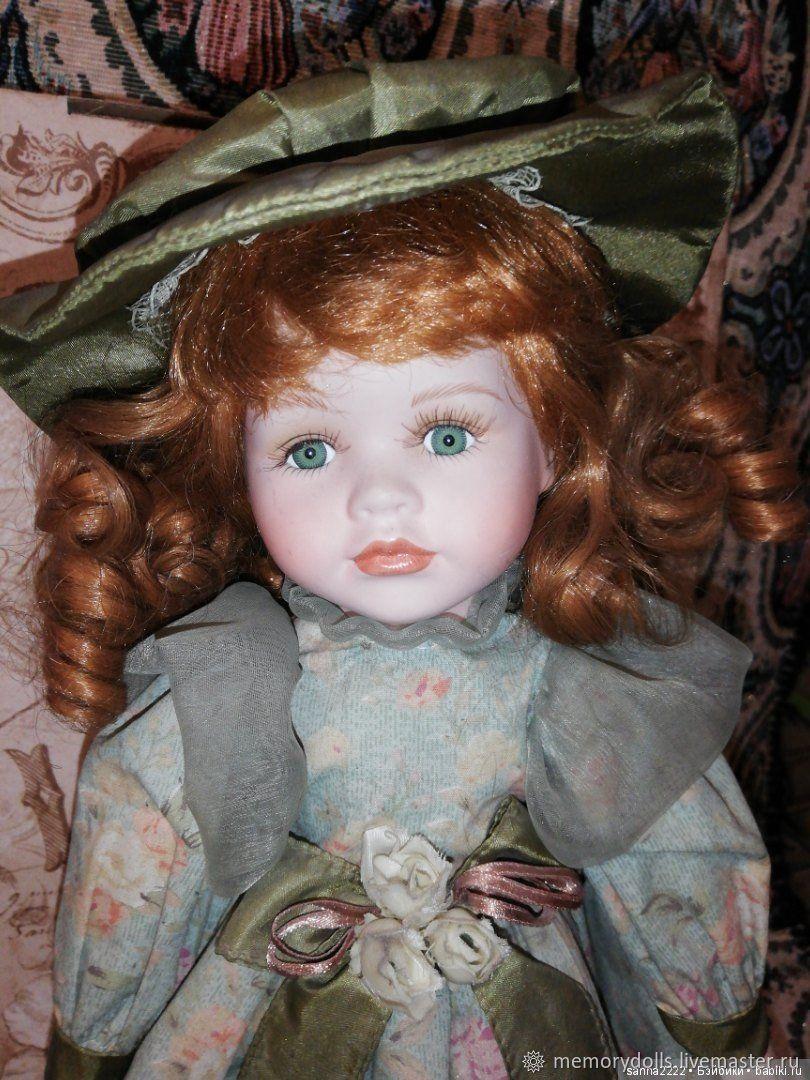 Фарфоровая кукла Remeco Collection, Куклы и пупсы, Москва,  Фото №1