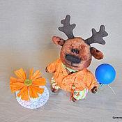 Куклы и игрушки ручной работы. Ярмарка Мастеров - ручная работа ЛОСИК ФАДЕЙ!. Handmade.