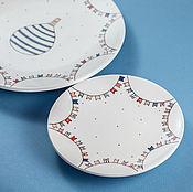 Посуда handmade. Livemaster - original item Summer mood! Tableware handmade pottery. Handmade.