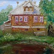 Картины и панно ручной работы. Ярмарка Мастеров - ручная работа Дом Николая. Handmade.