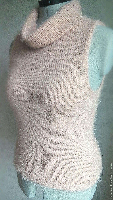 Жилеты пуловеры доставка