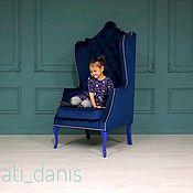 """Кресла ручной работы. Ярмарка Мастеров - ручная работа Кресло """"Monti"""". Handmade."""