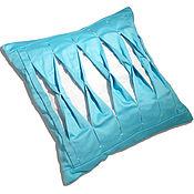 Для дома и интерьера ручной работы. Ярмарка Мастеров - ручная работа Интерьерная подушка. Handmade.