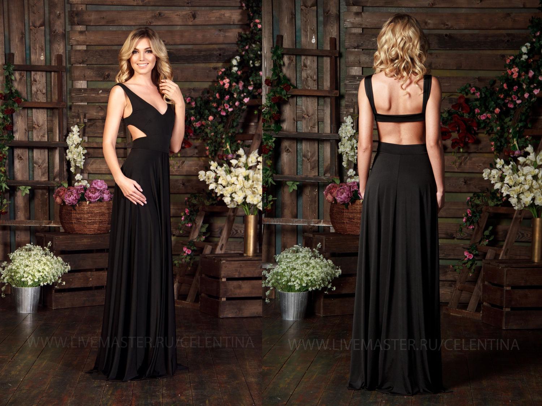 модный вечерние платья 2012