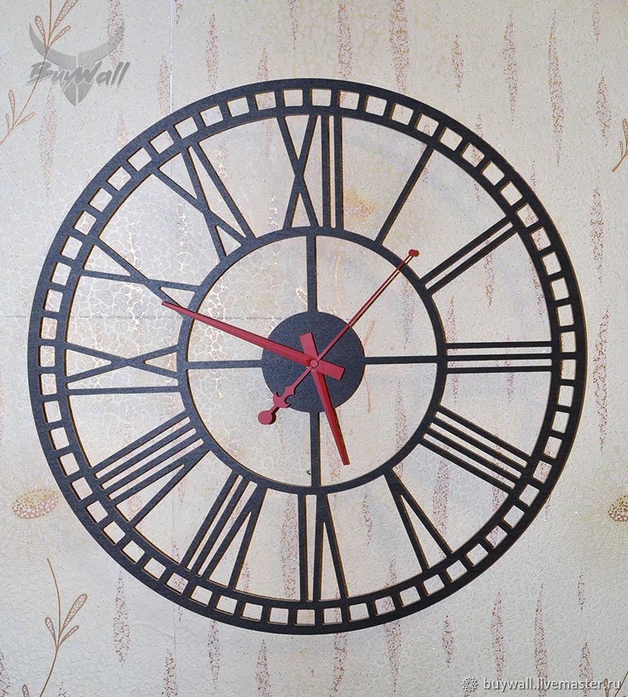 Красивейшие классические настенные часы 55см, Часы классические, Москва,  Фото №1