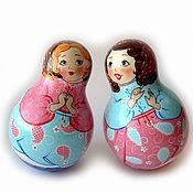 Русский стиль handmade. Livemaster - original item Dolls the collector`s