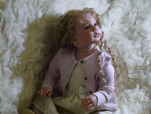 Куклы-младенцы и reborn ручной работы. Ярмарка Мастеров - ручная работа. Купить Злата. Handmade. Реборн, baby-zest