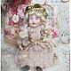 Коллекционные куклы ручной работы. Ярмарка Мастеров - ручная работа. Купить Мария-Антуанетта - реконструкция антикварной куколки. Handmade. Кукла
