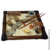 Фен-шуй и эзотерика ручной работы. Ярмарка Мастеров - ручная работа Японский садик Уютный дворик. Handmade.