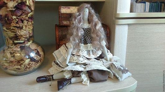 Куклы Тильды ручной работы. Ярмарка Мастеров - ручная работа. Купить Кукла в стиле Тильда. Handmade. Кукла ручной работы