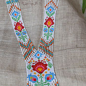 Украшения handmade. Livemaster - original item Gerdan registered, Gaitan, decoration on the neck. Handmade.