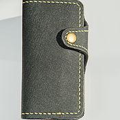 Сумки и аксессуары handmade. Livemaster - original item Case for iPhone 6,6 s,7 leather. Handmade.