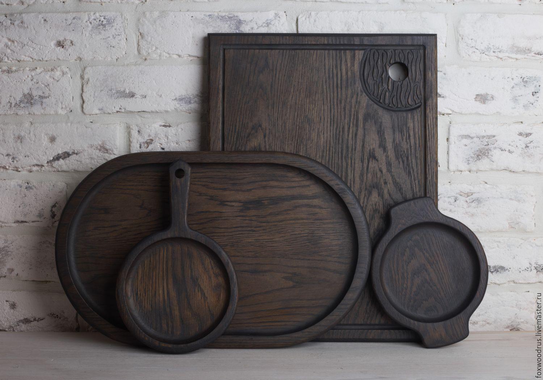 A large set of dark oak, Kitchen sets, Moscow,  Фото №1