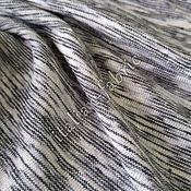 Ткани ручной работы. Ярмарка Мастеров - ручная работа Трикотажное полотно, арт. 00558. Handmade.