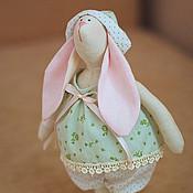 Куклы и игрушки ручной работы. Ярмарка Мастеров - ручная работа Зайка Lily. Handmade.
