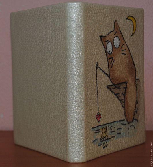 Блокноты ручной работы. Ярмарка Мастеров - ручная работа. Купить блокнот. Handmade. Бежевый, бумага