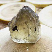 Материалы для творчества handmade. Livemaster - original item Crystal citrine with black tourmaline. Handmade.