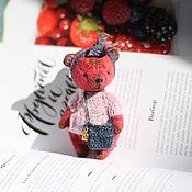 Stuffed Toys handmade. Livemaster - original item Gemma. Handmade.