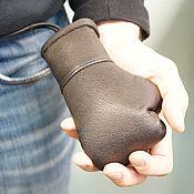 Ключницы ручной работы. Ярмарка Мастеров - ручная работа Ключница из кожи Боксерская перчатка. Handmade.