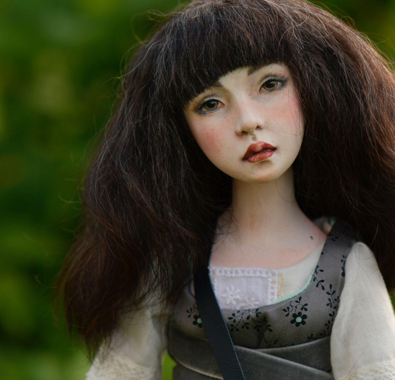 Авторская кукла «Женька-женьшенька», Куклы, Санкт-Петербург, Фото №1